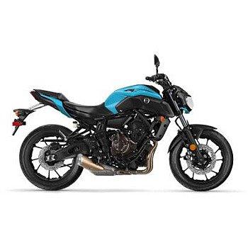 2019 Yamaha MT-07 for sale 200800561