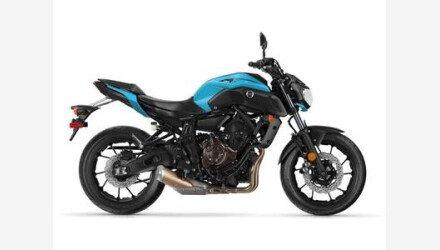 2019 Yamaha MT-07 for sale 200805275
