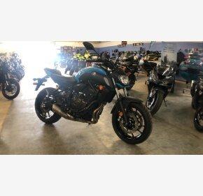 2019 Yamaha MT-07 for sale 200834743