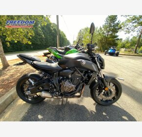 2019 Yamaha MT-07 for sale 200950941