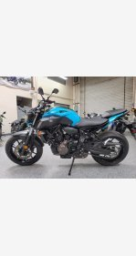 2019 Yamaha MT-07 for sale 200971241
