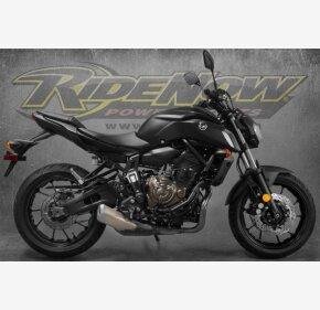 2019 Yamaha MT-07 for sale 201055412