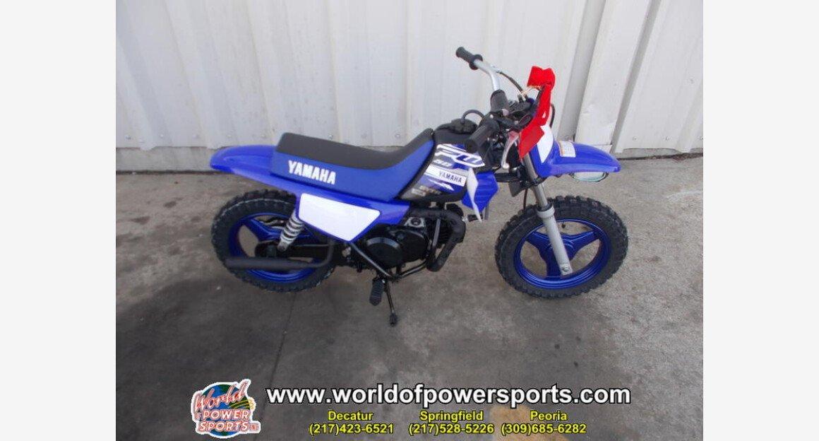 2019 Yamaha PW50 for sale 200663301