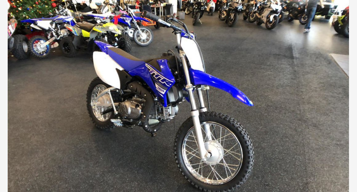 2019 Yamaha TT-R110E for sale 200642475