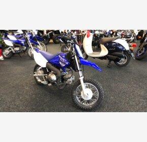 2019 Yamaha TT-R50E for sale 200829079