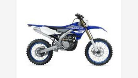 2019 Yamaha WR450F for sale 200680803