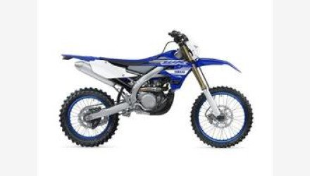 2019 Yamaha WR450F for sale 200692026