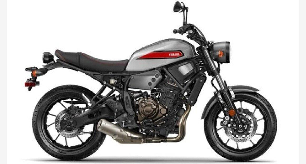 2019 Yamaha XSR700 for sale 200647566