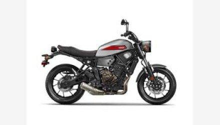 2019 Yamaha XSR700 for sale 200682636