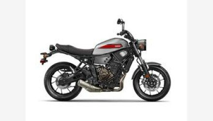 2019 Yamaha XSR700 for sale 200695041