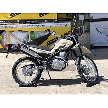 2019 Yamaha XT250 for sale 200763423