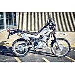 2019 Yamaha XT250 for sale 201009791
