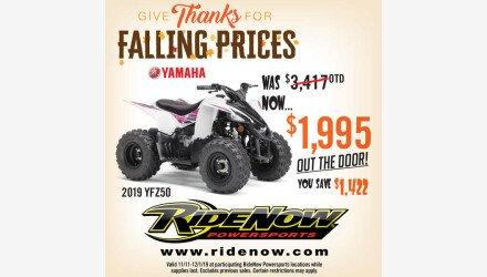 2019 Yamaha YFZ50 for sale 200762974