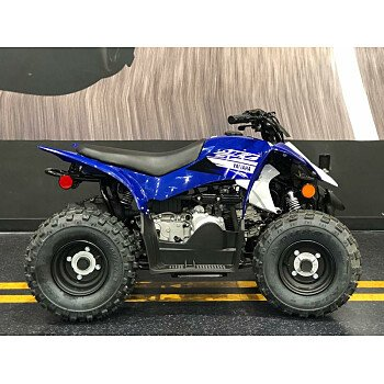 2019 Yamaha YFZ50 for sale 200804795