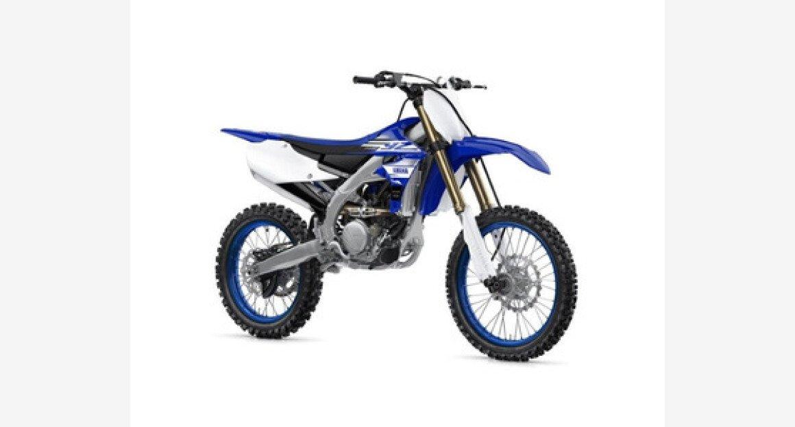 2019 Yamaha YZ250F for sale 200619295