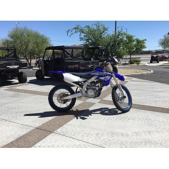 2019 Yamaha YZ250F for sale 200677528