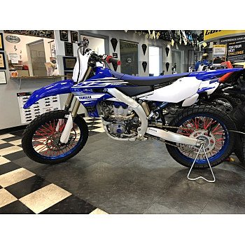 2019 Yamaha YZ250F for sale 200676701