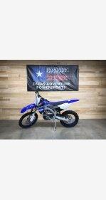 2019 Yamaha YZ250F for sale 200800209