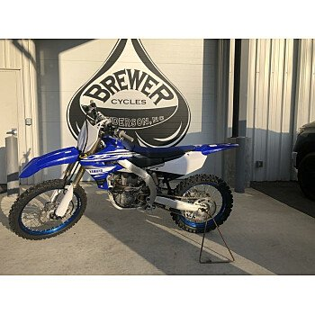 2019 Yamaha YZ250F for sale 200827677