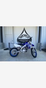 2019 Yamaha YZ250F for sale 200950101