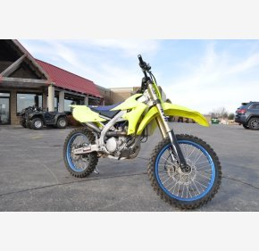 2019 Yamaha YZ250F for sale 201004083