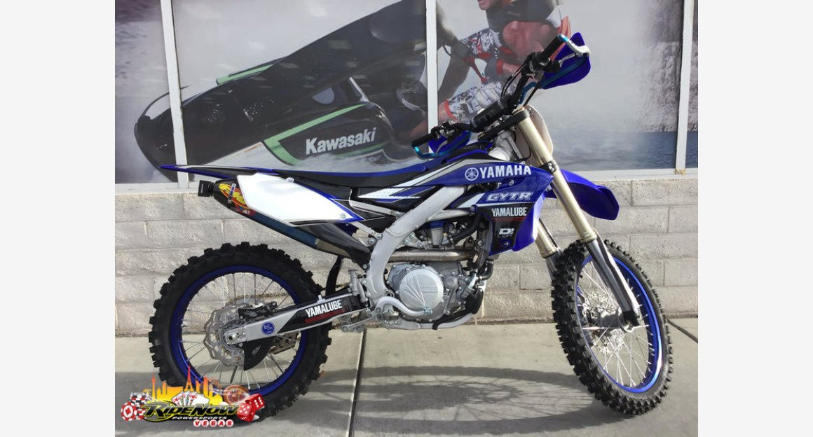 2019 Yamaha YZ450F for sale 200609973