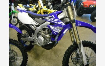 2019 Yamaha YZ450F for sale 200645418