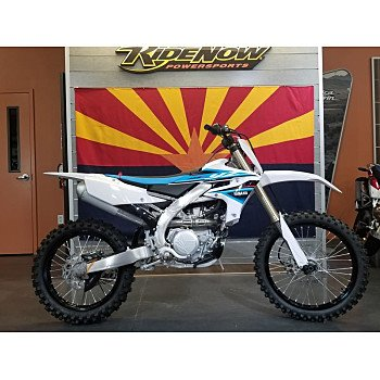 2019 Yamaha YZ450F for sale 200657082