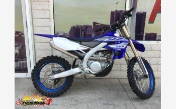 2019 Yamaha YZ450F for sale 200661977
