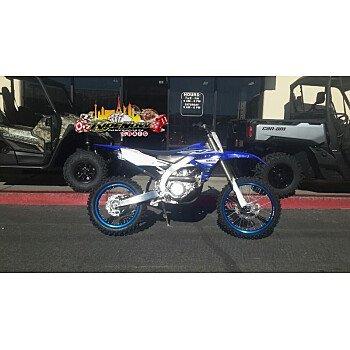 2019 Yamaha YZ450F for sale 200662195