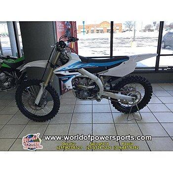 2019 Yamaha YZ450F for sale 200638482