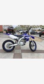 2019 Yamaha YZ450F for sale 200677510