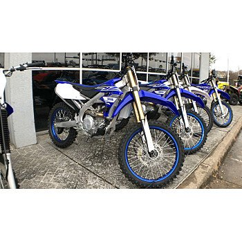 2019 Yamaha YZ450F for sale 200677868