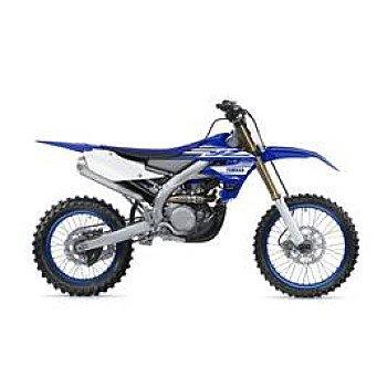 2019 Yamaha YZ450F for sale 200678936