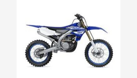 2019 Yamaha YZ450F for sale 200682544