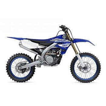 2019 Yamaha YZ450F for sale 200710730