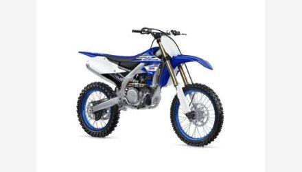 2019 Yamaha YZ450F for sale 200842598