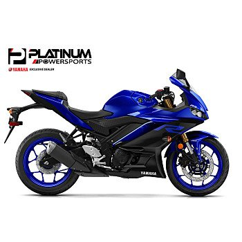 2019 Yamaha YZF-R3 for sale 200642600