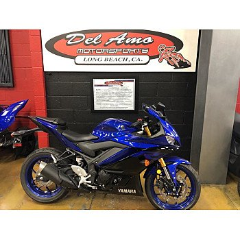 2019 Yamaha YZF-R3 for sale 200747756