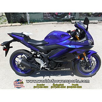 2019 Yamaha YZF-R3 for sale 200755237