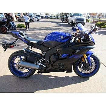 2019 Yamaha YZF-R6 for sale 200649222