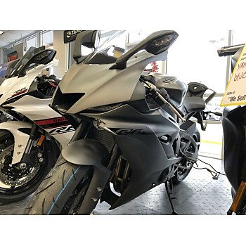 2019 Yamaha YZF-R6 for sale 200676698