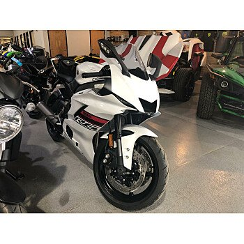 2019 Yamaha YZF-R6 for sale 200704763