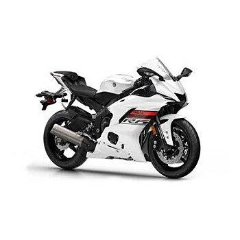 2019 Yamaha YZF-R6 for sale 200640545