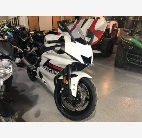 2019 Yamaha YZF-R6 for sale 200704763