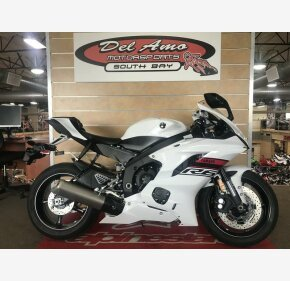 2019 Yamaha YZF-R6 for sale 200740777