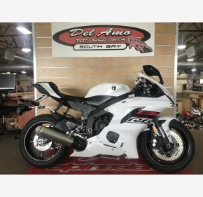 2019 Yamaha YZF-R6 for sale 200740783