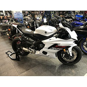 2019 Yamaha YZF-R6 for sale 200742981
