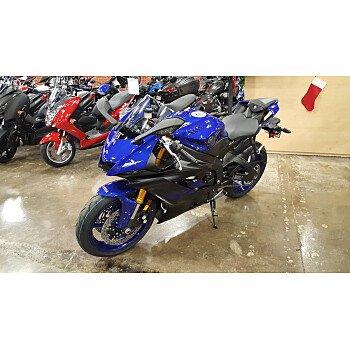 2019 Yamaha YZF-R6 for sale 200755189