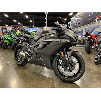2019 Yamaha YZF-R6 for sale 200760808